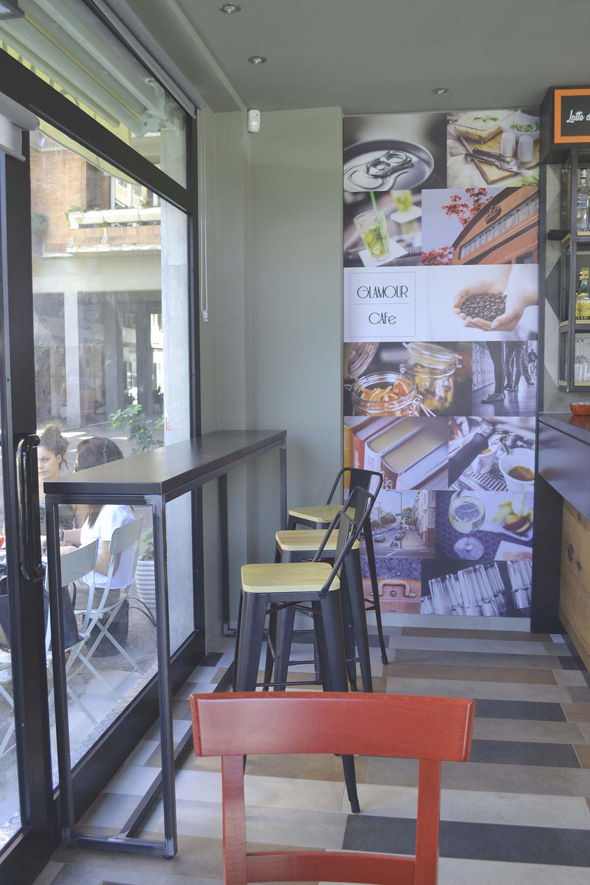 Glamour Cafè - Roma