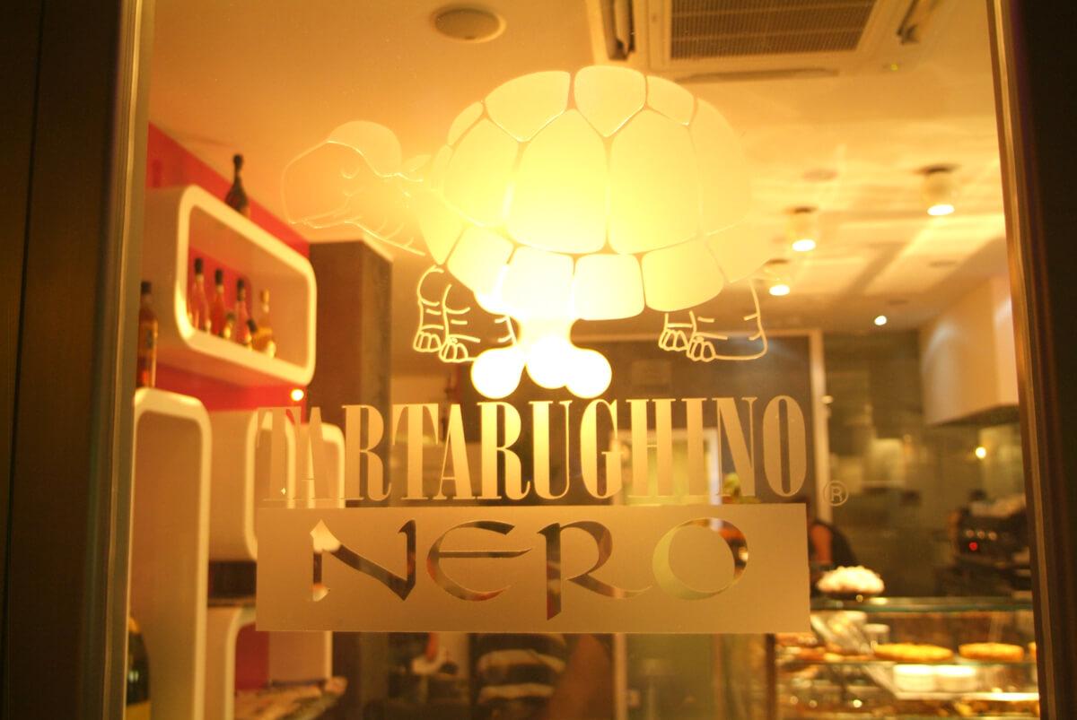 Foto ingresso Tartarughino Nero