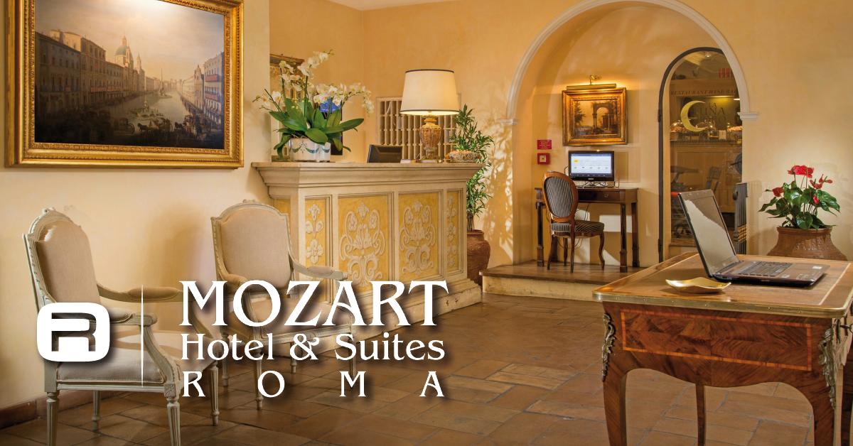 Ricciola per Hotel Mozart